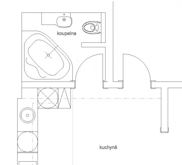 Prochstav Cz Detail Projektu Rekonstrukce Bytoveho Jadra